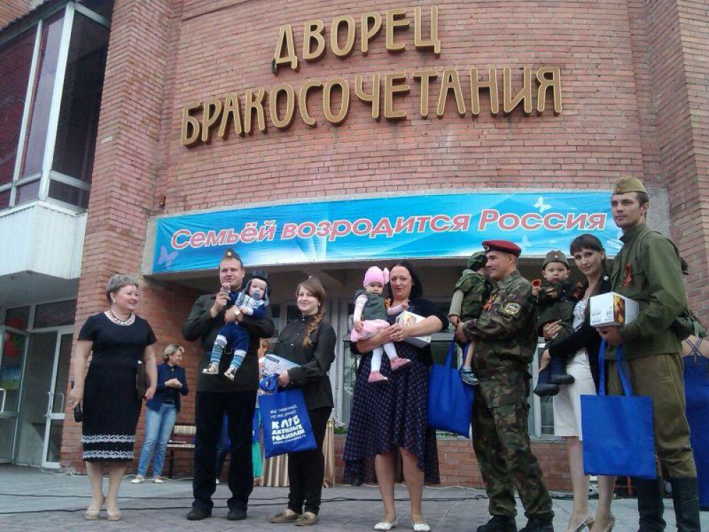 Победители военной номинации.
