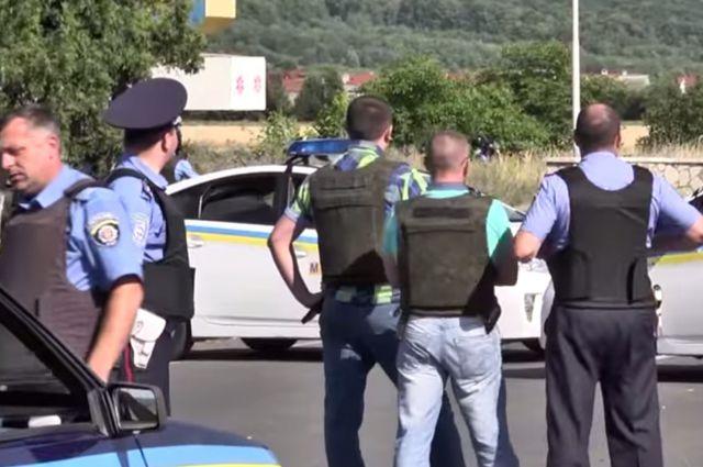 Противостояние в Мукачево