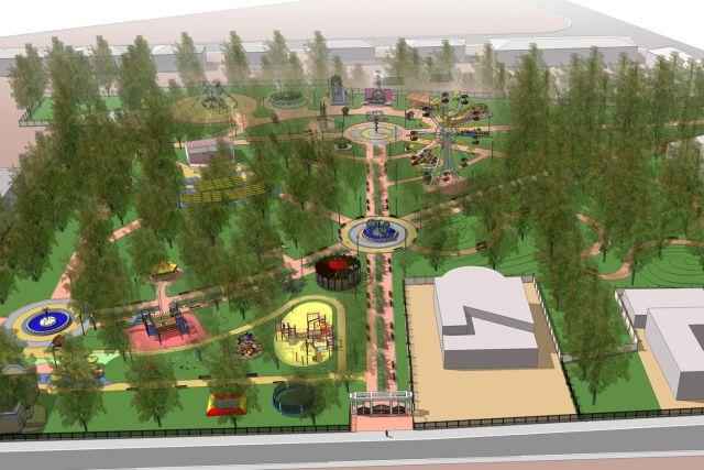 Авторы проектов воплощают современные тенденции в паркостроении, не забывая местных особенностей.