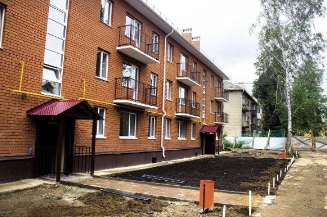 Скоро мечта жильцов дома по Сухумской, 6а исполнится - они снова обретут свой собственный дом.