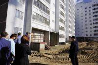Дом по ул. Челюскинцев, 2б, сдадут в конце 2015 г.