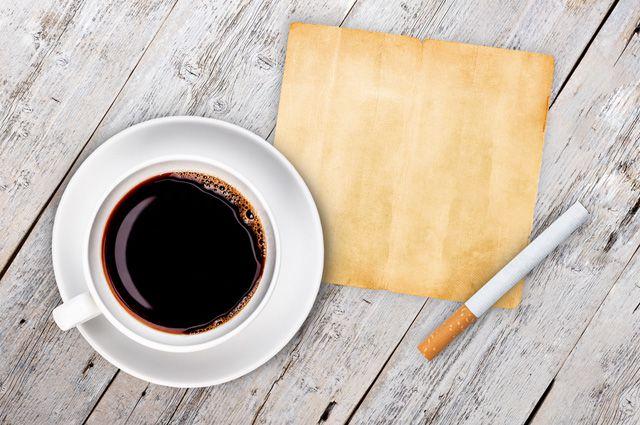 Чашка кофе оказалась для потерпевшего последней.
