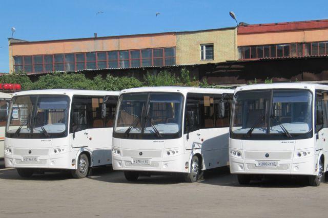 города липецкий транспорт