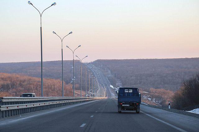 С каждым годом в Приморье появляется всё больше новых дорог.