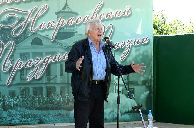 Сохранять литературные традиции на Ярославской земле помогает в том числе ежегодный Некрасовский праздник поэзии. В этом году на нём выступил актёр Юрий Назаров.