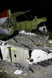 Крушение самолета «Боинг-777» в Донецкой области
