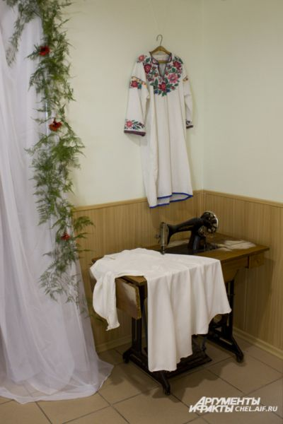 В начале ХХ века невесты сами шили себе наряды.