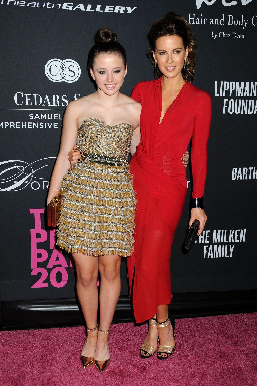 Лили Мо Шин – дочь Кейт Бекинсейл.