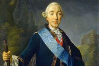 Коронационный портрет императора Петра III Фёдоровича работы Л. К. Пфанцельта