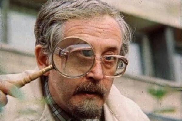 «Необыкновенные приключения Карика и Вали». 1987 год. Профессор Иван Гермагенович Енотов.