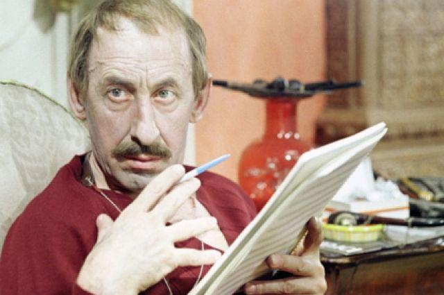 Басов лучшие комедийные роли
