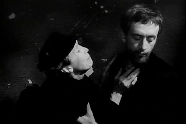 «Воскресение». 1960 год. Крыльцов.