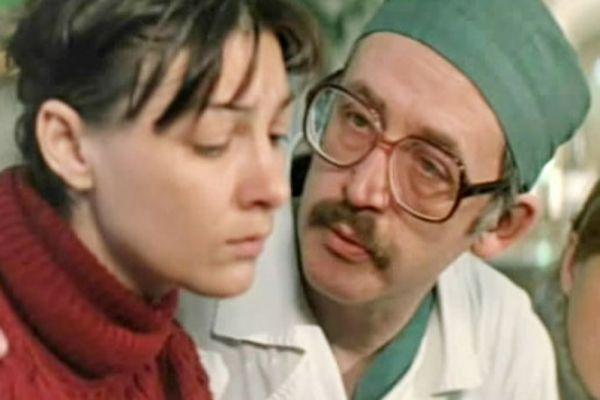 «Кто стучится в дверь ко мне...». 1982 год. Виктор Павлович, врач.