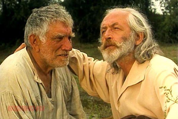 «Дон Кихот возвращается». 1997 год. Дон Кихот.