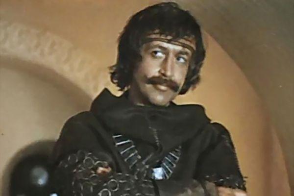 «Ярославна, королева Франции». 1978 год. Бенедиктус, рыцарь на службе короля Генриха.