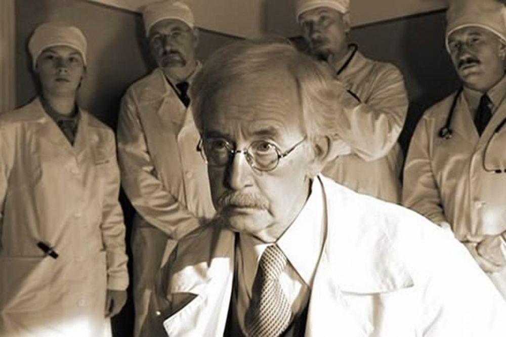 «Мастер и Маргарита». 2005 год. Стравинский, доктор в психлечебнице.