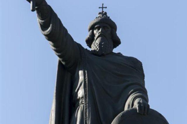 Тысячу лет со дня смерти князя Владимира отметят в Новосибирской области