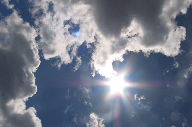 Екатеринбург ждет теплая неделя с небольшими дождями