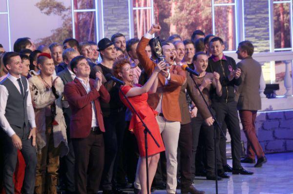Команда «Союз» из Тюмени получила «Малый КиВиН в золотом».