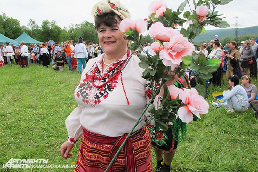 На Камчатке все народы живут в любви и дружбе!