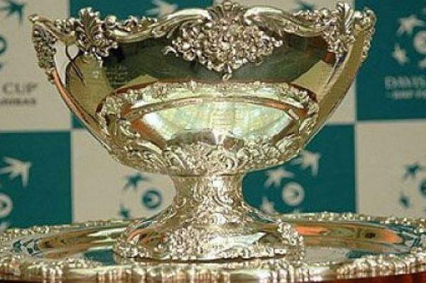 Российская сборная стала на шаг ближе к Кубку Дэвиса.