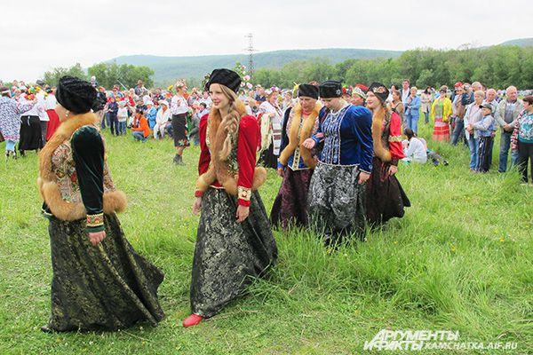 На Камчатке проживает 134 народности.