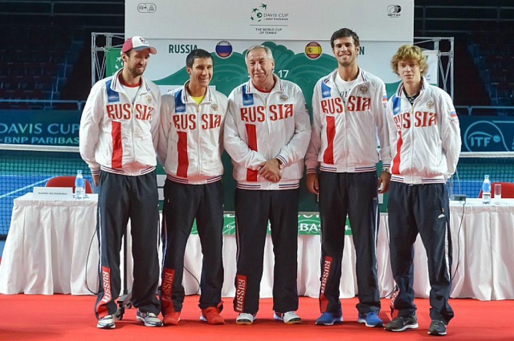 Российская сборная.