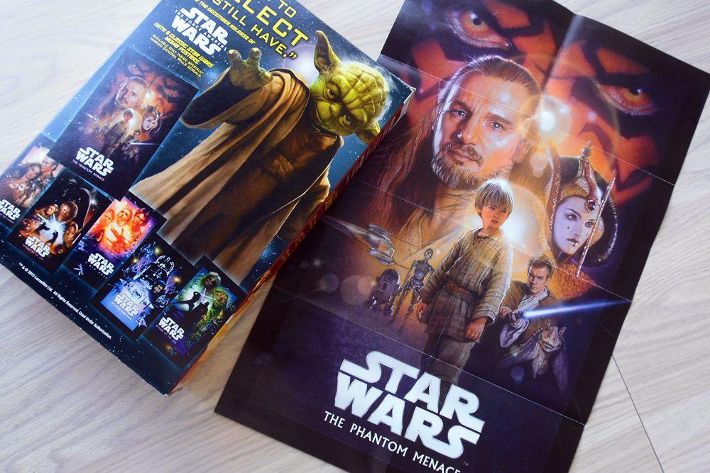 Эскиз постера художника Дэна Гузе для «Звездных войн» (Star Wars, 1977) был продан за $16,3 тысячи.