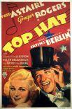 Постер музыкального фильма «Цилиндр» (Top Hat, 1935) режиссера Марка Сендрича с изображением Фреда Астера и Джинджер Роджерс ушел с молотка за $37,5 тысяч. Это выше оценочной стоимости, составлявшей $30 тыс.