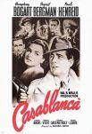 Постер кинокартины «Касабланка» (Casablanca, 1921) был продан за $6875.