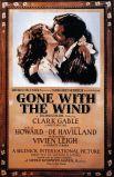 Неожиданностью стал низкий спрос на афиши картины «Унесенные ветром» (Gone with the Wind, 1939), считающейся одной из лучших в истории кино.