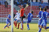 Юные футболисты попробуют пробиться в главную команду города.