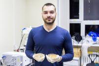 Андрей Воронцов продолжит изучать возможность создания парфюма на основе янтаря.