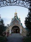 Свято-Троицкий монастырь – крупнейший и старейший монастырь Русской православной церкви в США. Он  был построен в 1929 году в Джорданвилле. При монастыре сегодня действует духовная семинария, издательство, иконописная мастерская, библиотека и исторический музей.
