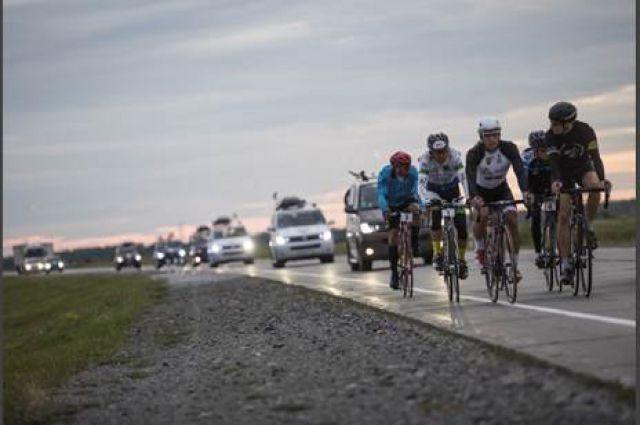 Транссибирская велогонка обогнала «Тур де Франс»