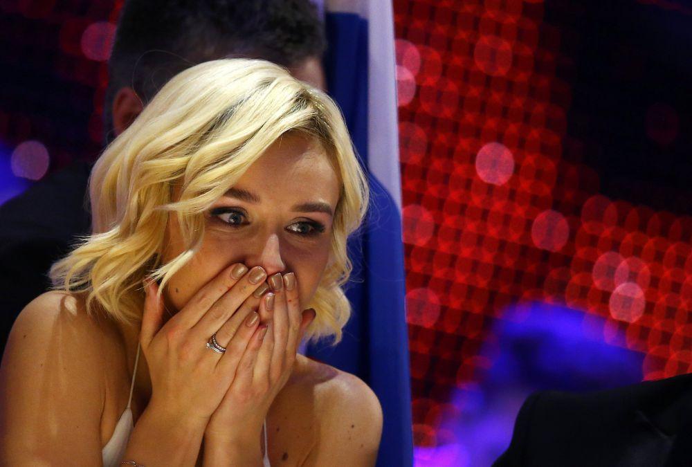 Дебютировавшая в рейтинге певица Полина Гагарина сразу попала в десятку (8 место). Ее доход составил 1,7 млн долларов, кроме того, на волне успеха на Евровидении, ее имя довольно часто упоминалось в СМИ (3900 раз) и поисковых запросах (4,6 млн раз).