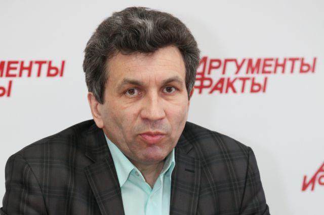 Павел Костенок.