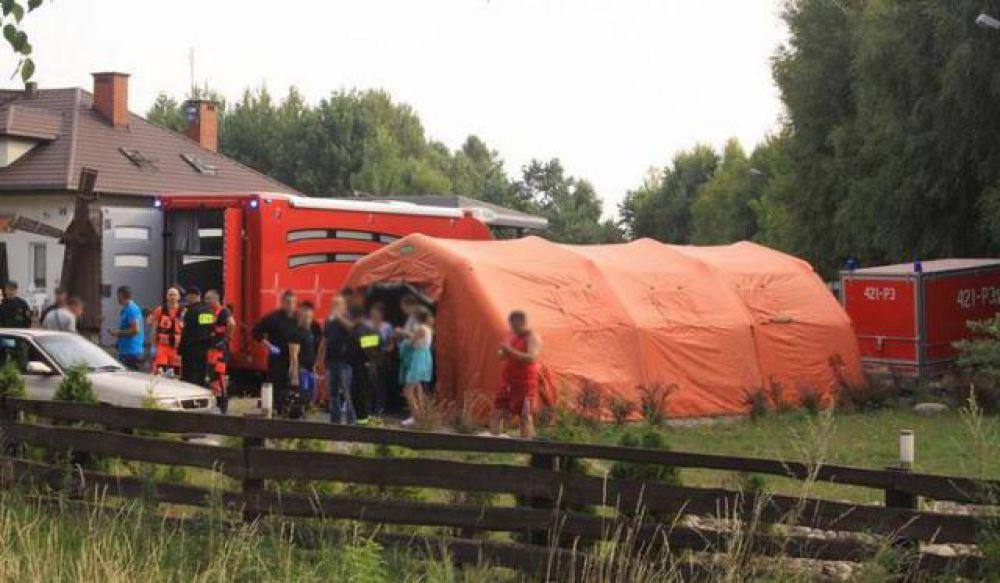 Смертельное ДТП в Польше: разбитый автобус и погибшие украинцы