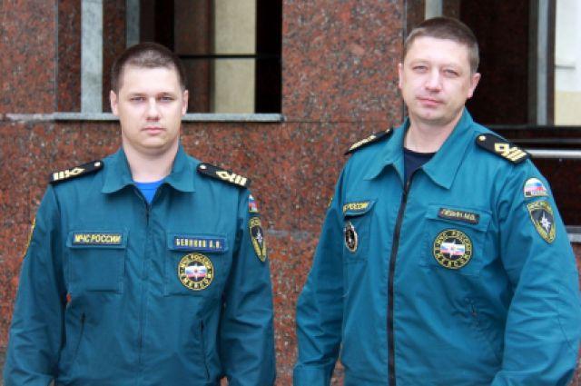 Алексей Беляков и Михаил Левин
