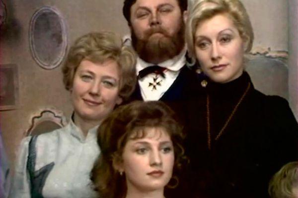 Ирина Мирошниченко «Три сестры», 1977 год.