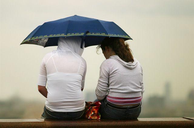 Плохой погоды не бывает.