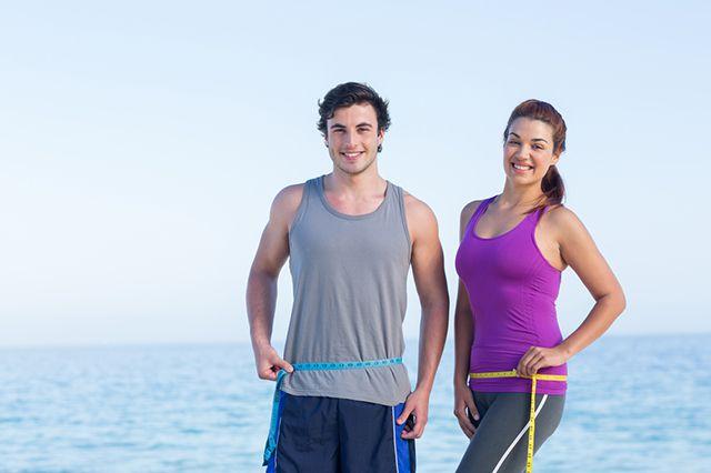 кому легче похудеть мужчине или женщине