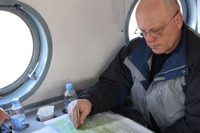 Виктор Назаров распорядился восстановить дамбу.