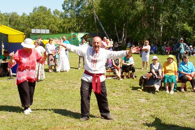 В Новосибирске пройдет фестиваль «Славянское подворье»