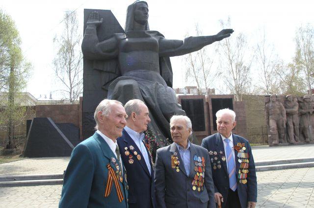 В Екатеринбурге выбрали лучший мемориал защитникам Отечества