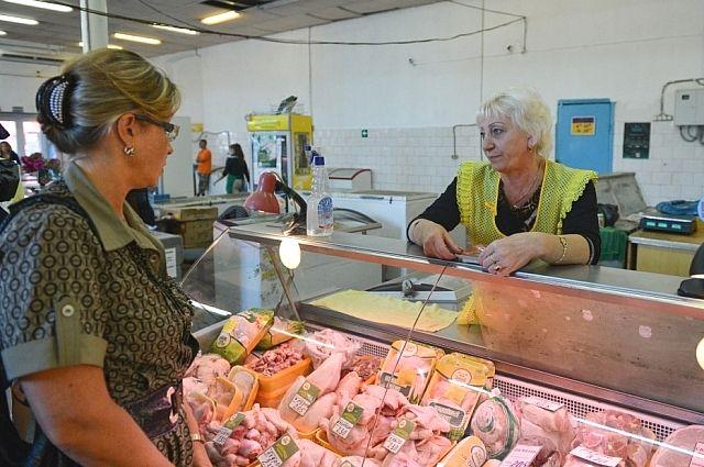Специальная комиссия проверяет цены в магазинах.