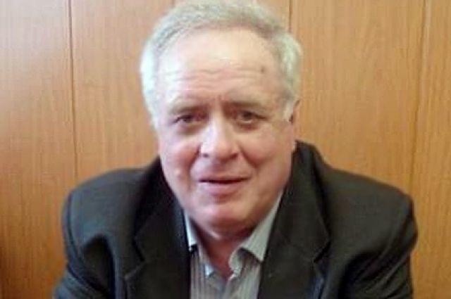 Виктор Николаевич Земсков.