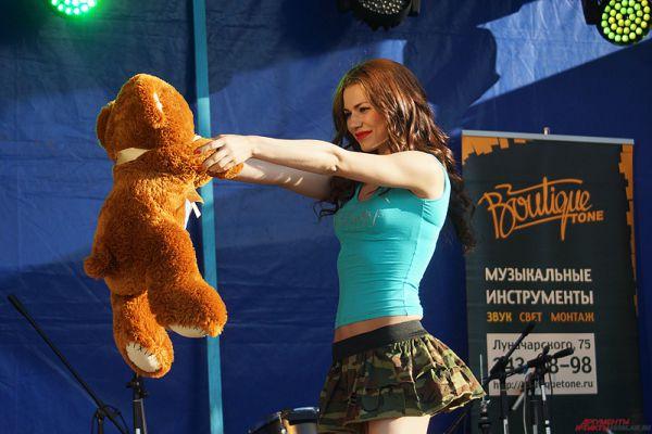 Необычный конкурс красоты «Мисс Пермь Активная» состоялся в пятницу, 25 июля.
