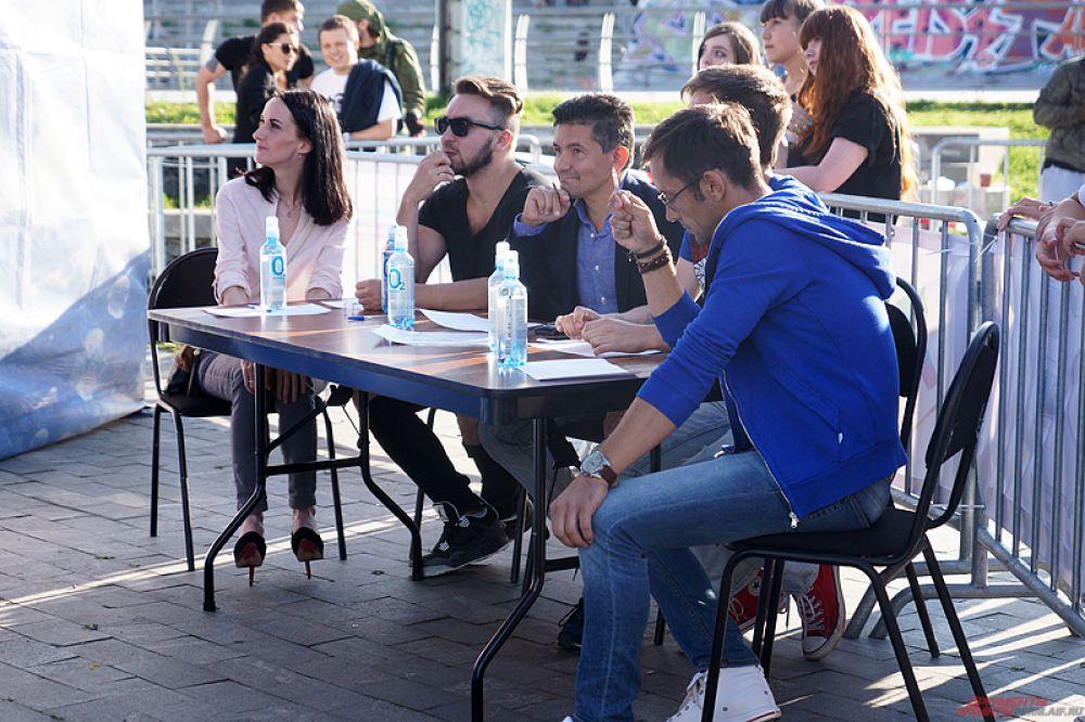 В жюри входили пермские музыканты и культурные деятели.
