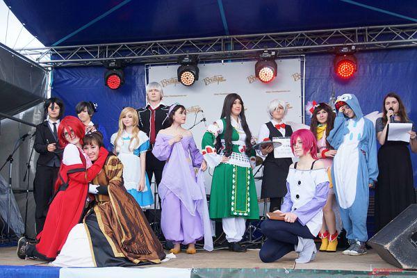 Стоит отметить, что массовый фестиваль косплея пройдет в Перми в конце ноября.